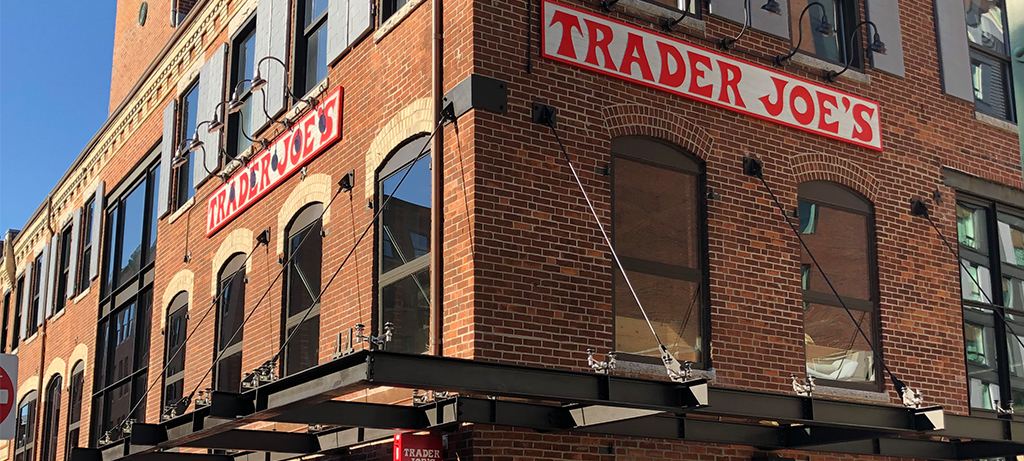 Photograph of Trader Joe's at Fort Point